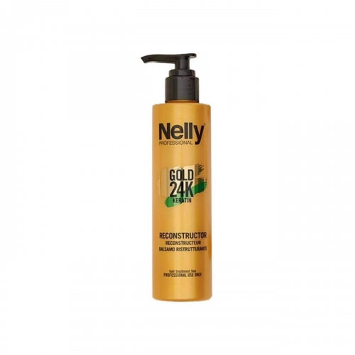 NELLY GOLD KERATİN 24K RECONSTUCTOR  200 ml